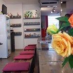 VIOLAS' Lounge - das kleine Restaurant über dem Gewürzladen Foto