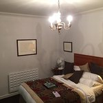 Room 32 (Mews), small room but very close to Spa.