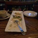 New England Crab Cake -- All Gone