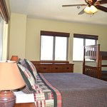 Family Room - King plus bunk and private bath