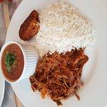 Deliciosa repetición! Nuestro restaurante Preferido de Santa Marta!!! Viviana nos hizo la cordia