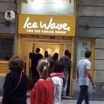 Photo of Ice Wave