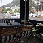 Foto de The Blue Cafe