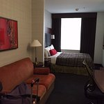 Stayed again November 2015,our room, Club Quarters Hotel in Boston