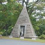 Unique Pyramidal Tomb