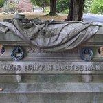 Famous War General's Grave