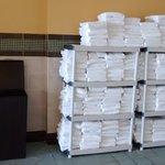Plenty of long, fluffy towels