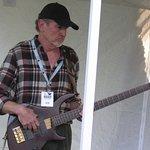 Bob on bass