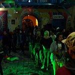 Fiestas electronica, reggae,etc