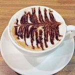 Hot chocolate with Vanilla