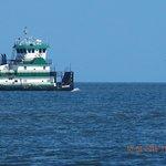 Foto di Galveston - Port Bolivar Ferry