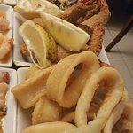 Degustacion de mariscos