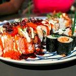 Egal, welche Sushi-Varianten ich bisher bestellt habe - ich wurde noch nie enttäuscht.