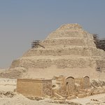Step Pyramid of Djoser Foto
