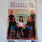 The Belvedere Hotel Foto