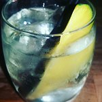 Fab gin and tonics- staff will recommend which gin and garnish you might like!!