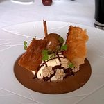 Chocolat Abinao extra bitter et café brésilien Dôme tiramisu