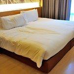 Very comfy bed