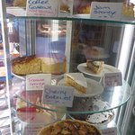 Choice of puddings/cakes