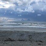 Beach at Ritz Carlton Amelia Island