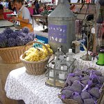 So many wonderful lavender products to choose from!