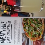 Nice delicious Pizzas and good service