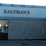 west side of Kaufman's