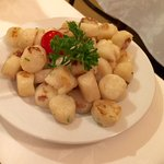Mouth watering gnocchi.