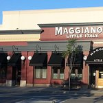 Entrance to Maggiano's Little Italy