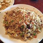 BBQ Fried Rice
