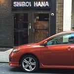 Japanese restaurant Shiroi Hana on 15th Street