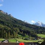 Blick zum Pinnestal