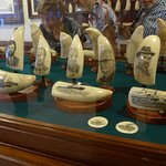 Whaleteeth with portraits