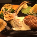 Bayview seafood selection