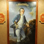 Captain James Cook Painting 18th Floor Tower 3 (East tower)