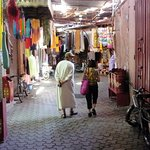 Strolling through the Souks