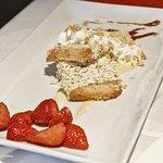Dessert : le malakof