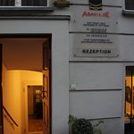 Hotel Amelie Berlin Foto