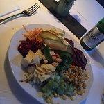 tolles Salatbuffet