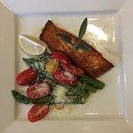 my salmon meal