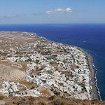 View of Kamari