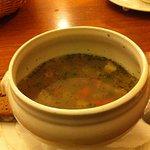 Soup, really good.