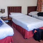 Our 3-bed room