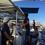 Catamaran Orsom - Sunset Jazz Cruise