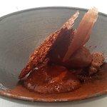 Dessert au chocolat en 10 textures