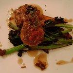 Pork Tenderloin, Broccolini, Baby Sweet Potato