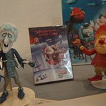 """In Honor of Longtime Bermudian Arthur Rankin, Characters From His """"A Year Without A Santa Claus"""""""