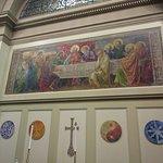 1st Unitarian Church of Baltimore Tiffany Mosaic