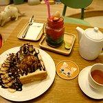 ภาพถ่ายของ Cat Up Cafe