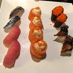 Assorted Sushi